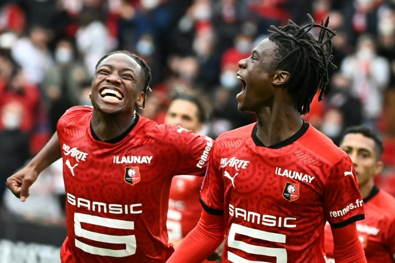 Camavinga on the mark as Rennes collect first win