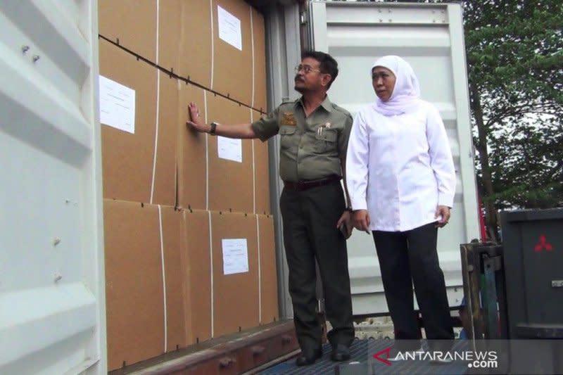 Sektor nonmigas Jatim dorong kenaikan ekspor pada Desember 2019