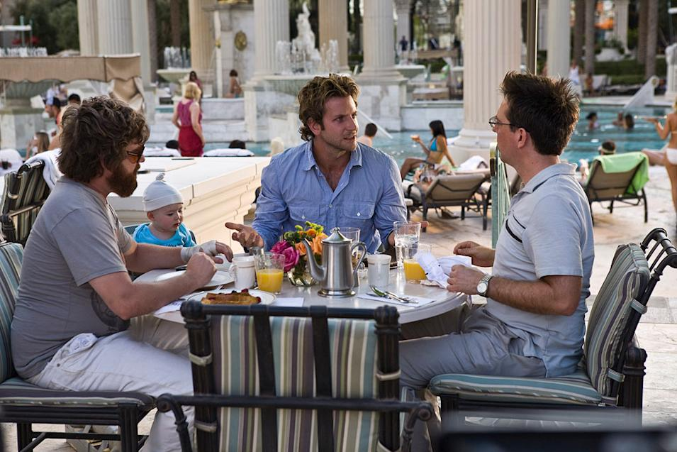 100 funniest movies to see before you die, The Hangover