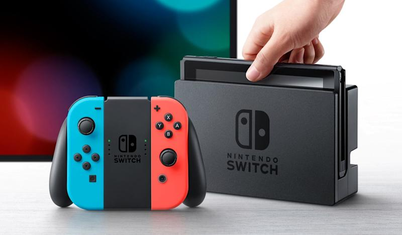 The Nintendo Switch heads to Brazil three years after initial launch