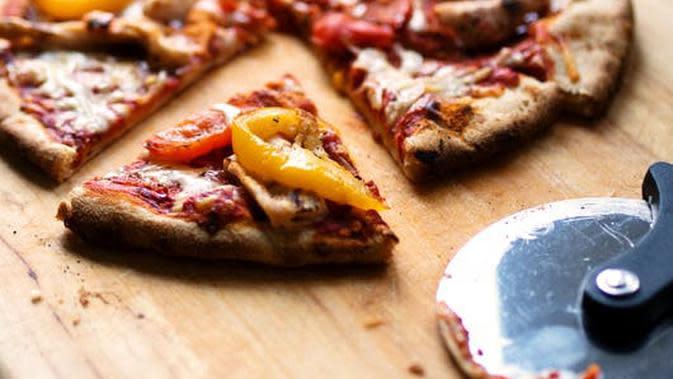 ilustrasi pizza (sumber: pexels)