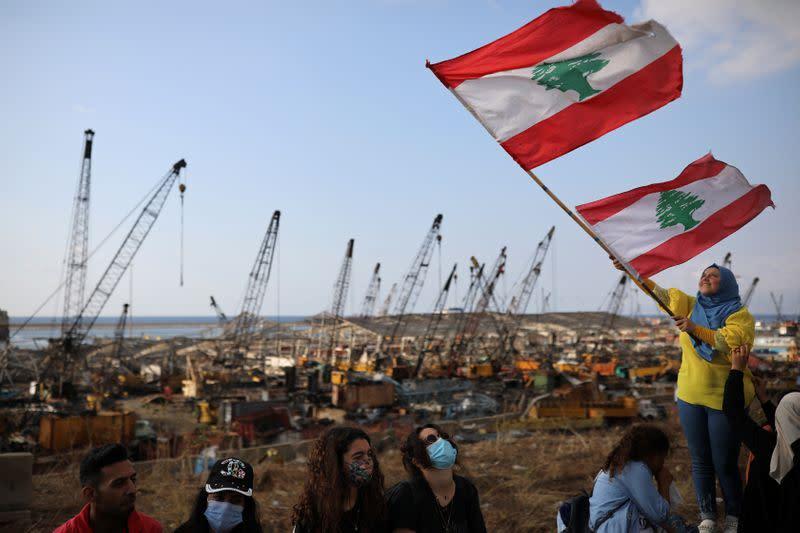 Lebanon economy minister says has flour to last four months