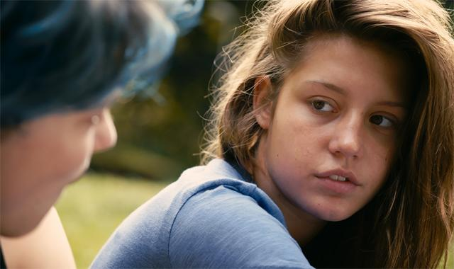 'Blue Is The Warmest Color' Wins Big At Gaul's Lumiere Awards