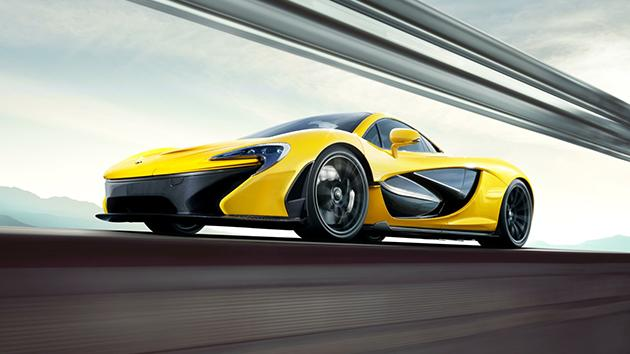 McLaren P1 claims mantle of world's ultimate supercar — for now