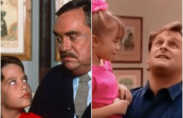 30 of TV's Best Father Figures Who Weren't Actually Dads, From Mr. Belvedere to Joey Gladstone (Photos)