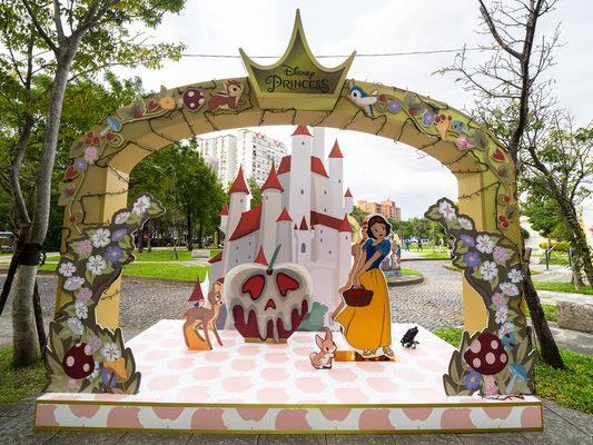第六站:白雪公主 夢幻森林