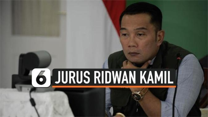 VIDEO: Ridwan Kamil Dirundung Menteri Saat Jabar Terapkan Siaga-1