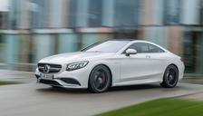 2016 M-Benz S-Class Coupe