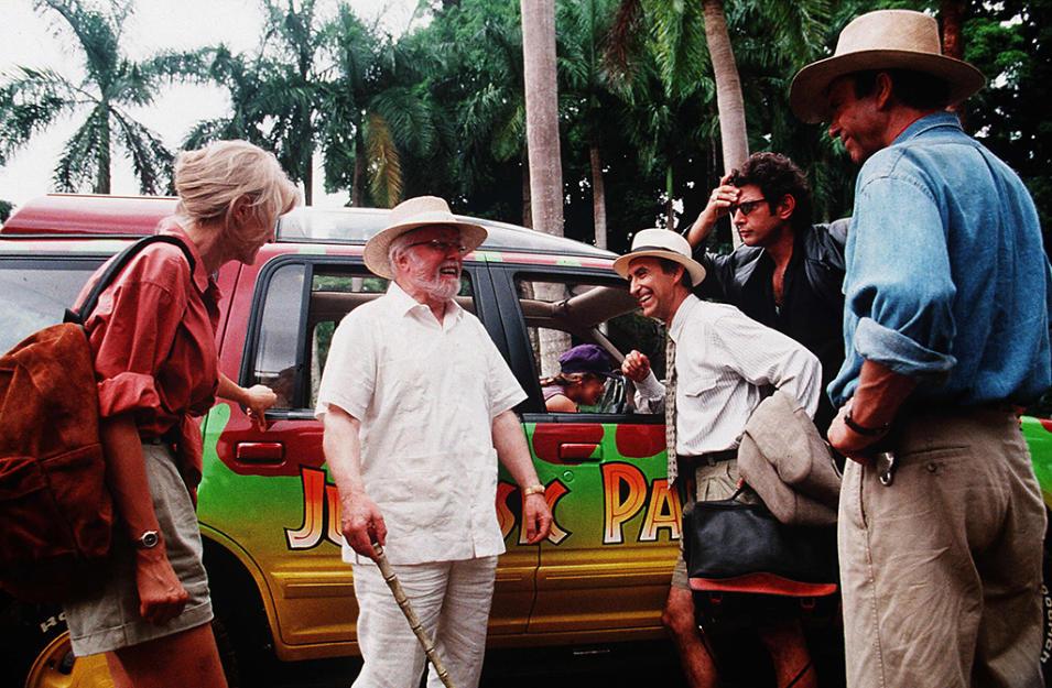Jurassic Park Stills