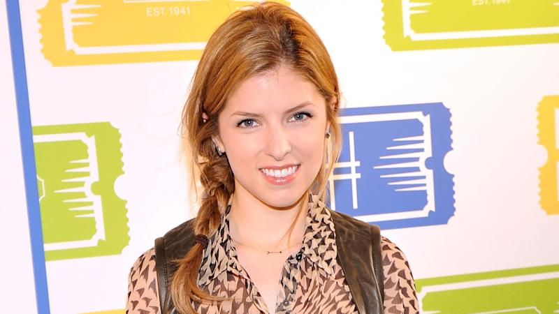 Anna Kendrick in Talks to Play Cinderella in 'Into the Woods'