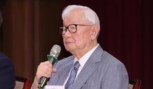 張忠謀代表參加APEC 蔡英文直呼:謝謝Morris,台灣有你真好!