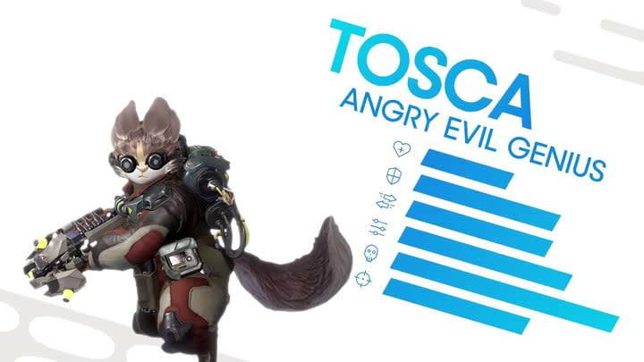 Crucible Tosca