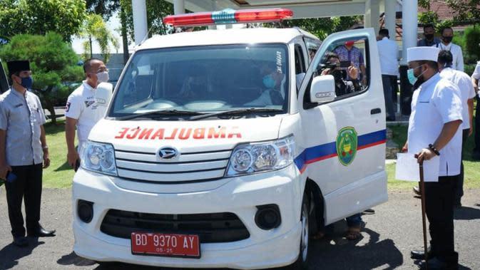 5 Fakta Video Viral Ambulans Kabur saat Demo Tolak RUU Cipta Kerja