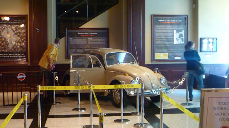 August 16: Volkswagen Beetle linked to notorious serial killer on this date in 1975