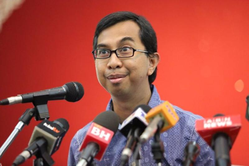 Prominent child activist Syed Azmi Alhabshi's role at the National Welfare Foundation (YKN) has been terminated. — Picture by Choo Choy May
