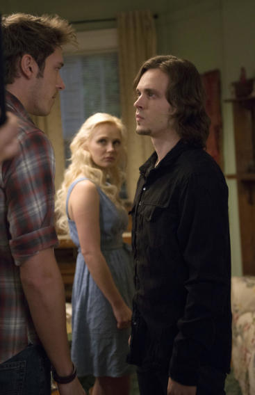 """Nashville"" -- ""I've Been Down That Road Before"" SAM PALLADIO, CLARE BOWEN, JONATHAN JACKSON"