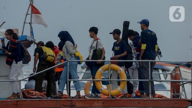 73 Pelanggar PSBB di Kepulauan Seribu Ditindak Selama Agustus 2020