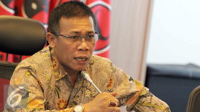 Masinton PDIP Mengaku Dapat Sprin Lidik KPK dari Novel Yudi Harahap
