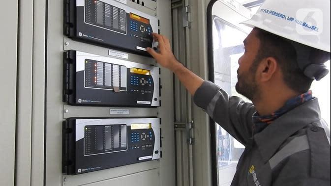 PLN memperkirakan adanya potensi penghematan sekitar Rp 44,32 miliar per bulan dari pengoperasian tol listrik tersebut. (Dok: Humas PLN)