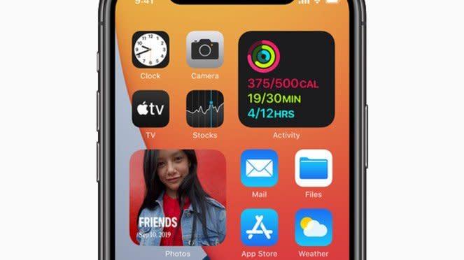 Apple iOS 14.