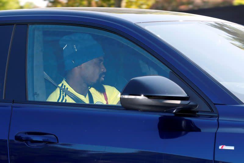 Spurs investigating Aurier for lockdown breach - report