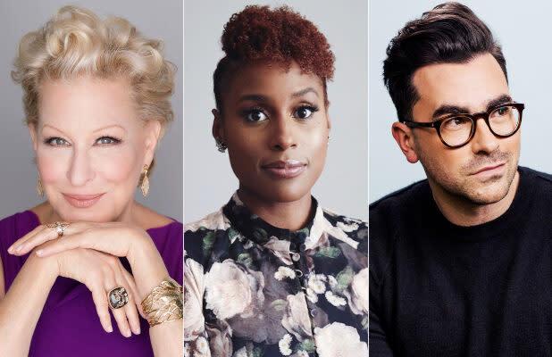 Issa Rae, Dan Levy and Bette Midler to Star in HBO Quarantine Satire 'Coastal Elites'