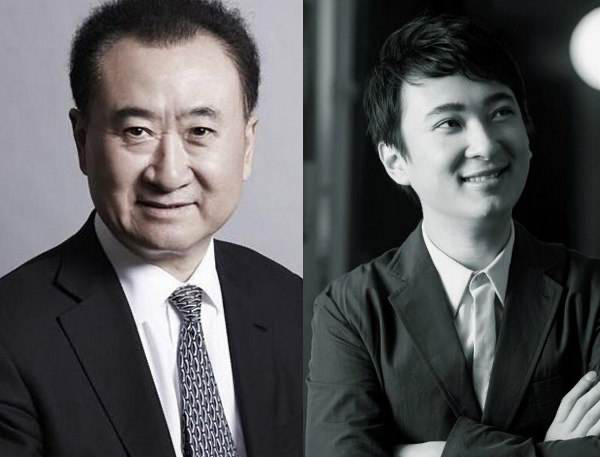 王健林與王思聰父子