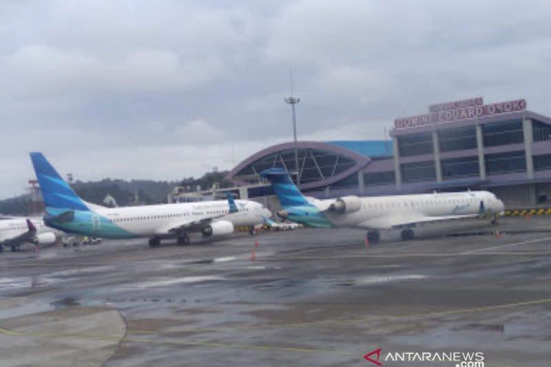 """Garuda """"kandangkan"""" pesawat rute Denpasar-Shanghai, antisipasi Corona"""