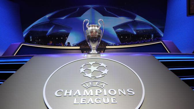 UEFA Bantah Tetapkan Liga Champions dan Liga Europa Rampung pada 3 Agustus