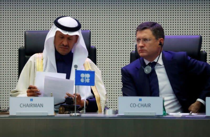 Menteri Energi Saudi: Kami ingin harga minyak berkelanjutan