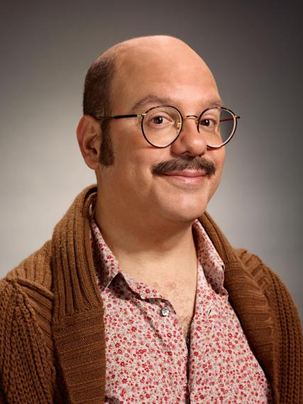 "David Cross as Tobias Fünke on ""Arrested Development"" Season 4."
