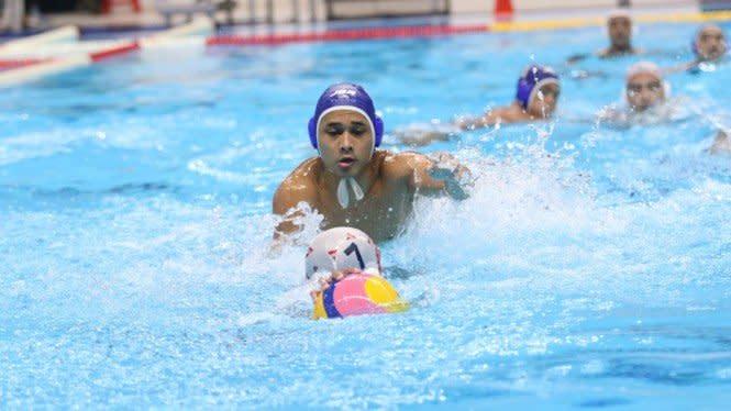 Tekad PRSI Pertahankan Emas Polo Air di SEA Games 2021