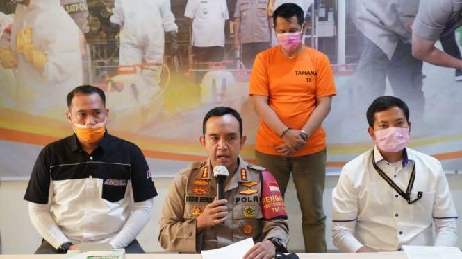 Penyebar Video Hoax Seragam Tentara China Laundry di Jakarta Ditangkap