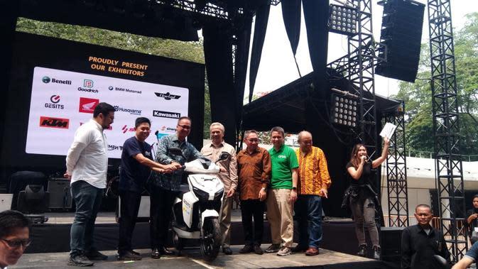 IIMS Motobike 2019 Resmi Dibuka Menteri Perindustrian