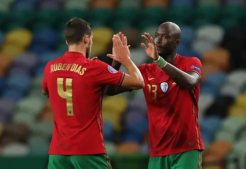 Portugal brush off Ronaldo absence to outclass Sweden