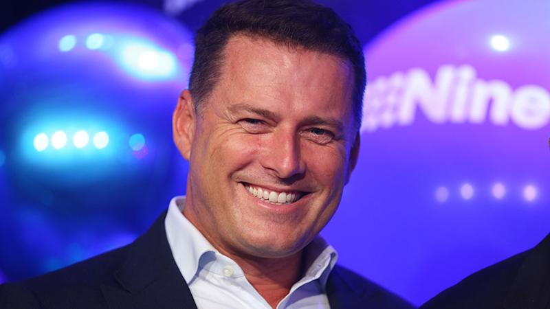 Karl Stefanovic to 'rescue' Today but must cop 'major' pay cut. Photo: Getty Images.