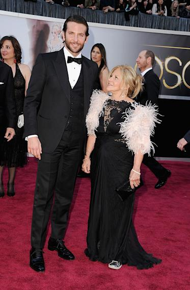 85th Annual Academy Awards - Arrivals: Bradley Cooper