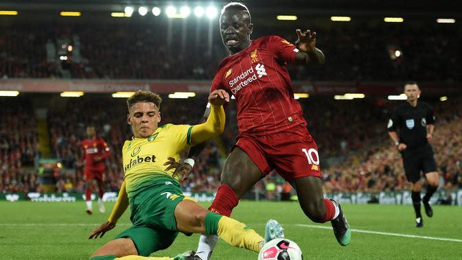 Liverpool Jadikan Sadio Mane Senjata untuk Bungkam Atletico Madrid