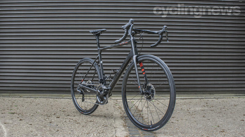 Factor O2 VAM Disc road bike