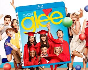Win 'Glee' Season 3 on Blu-ray from Yahoo! TV