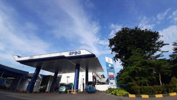 Mulai Juni 2020, pelanggan GasKu di SPBG dan MRU hanya dapat melakukan pembayaran menggunakan sistem non tunai.