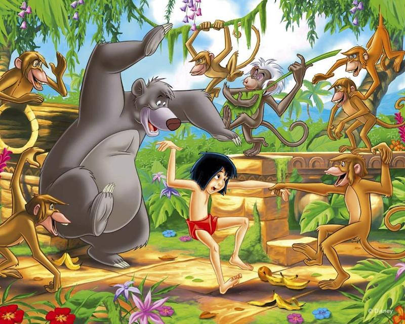 Disney Developing Live Action 'Jungle Book' Movie