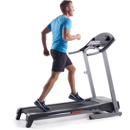 Weslo Cadence G 5.9i Folding Treadmill. (Photo: Walmart)