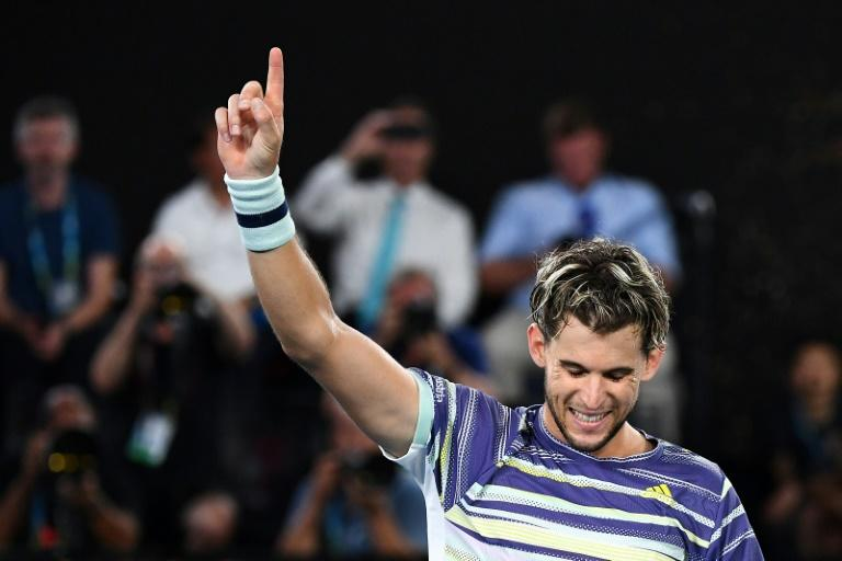 Dominic Thiem says lower-ranked players are struggling for a reason