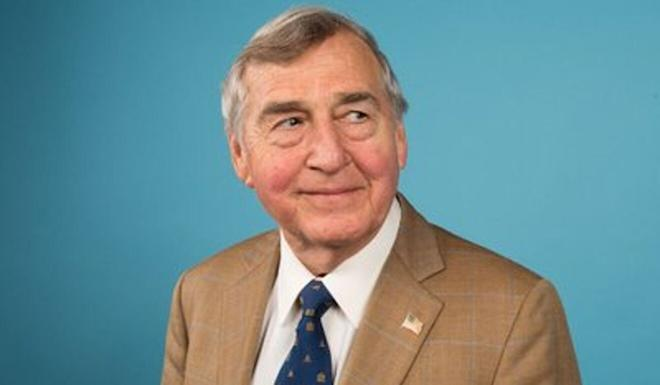 Graham Allison, a government professor at Harvard University. Photo: Handout
