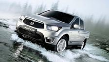 2014 Ssangyong Actyon Sports