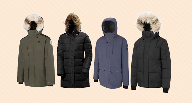 Save up to 40% off winter jackets at parkas during Sport Check's back-to-school sale