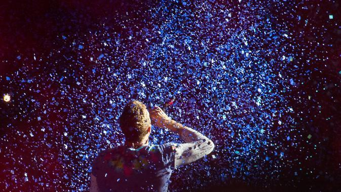 Lirik Lagu A Sky Full Of Stars - Coldplay