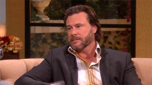 Dean McDermott chats with Access (Oct. 2013) -- Access Hollywood