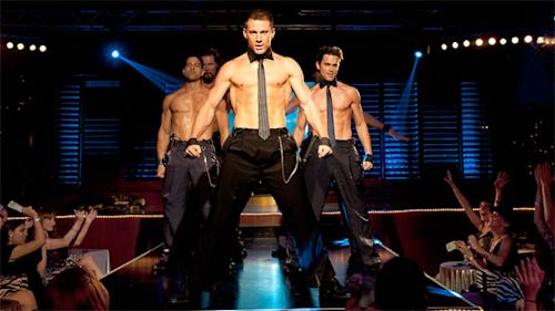 Channing Tatum hints at a 'Magic Mike' sequel